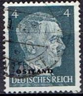 GERMANY # OSTLAND FROM 1941   STAMPWORLD 3 - Besetzungen 1938-45