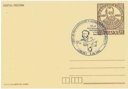 Pologne  Nobel Henry DUNANT Transfusion Sanguine  Cancellation 1983