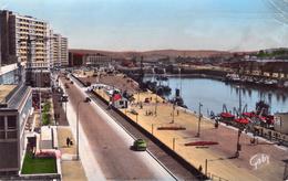 62 - BOULOGNE SUR MER - Boulevard Gambetta - 1959 - COLORISEE - - Boulogne Sur Mer