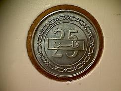 Bahrein 25 Fils 1992 - Bahrain