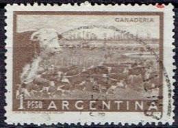 ARGENTINA # FROM 1954 STAMPWORLD 646 - Argentine