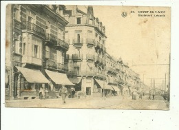 Heyst Boulevard Leopold - Westende