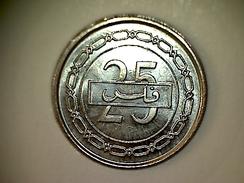Bahrein 25 Fils 2002 - Bahreïn