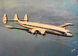 C.P.M. - Super G Constellation D'Air France - Trés Bon Etat - 1946-....: Moderne