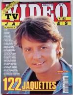 Tv Video Jaquettes N° 142 : MICHAEL J. FOX - Livres, BD, Revues