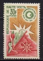 Haute-Volta - 1964 - Yvert N° 135 ** - Année Internationale Du Soleil Calme - Upper Volta (1958-1984)
