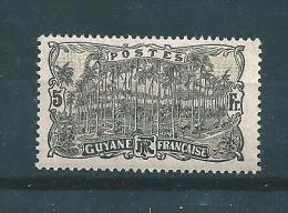 Colonie Timbres  De Guyane De 1904/07  N°65  Neuf * - Guyane Française (1886-1949)