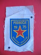 Textile Patch:PODBOCJE - Patches