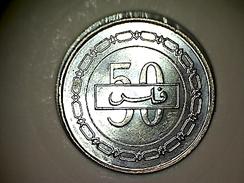 Bahrein 50 Fils 2002 - Bahrain