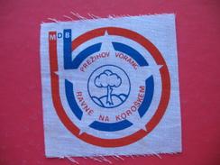 Textile Patch:MDB PREZIHOV VORANC,RAVNE NA KOROSKEM - Patches