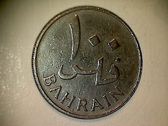 Bahrein 100 Fils 1965 - Bahreïn