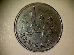 Bahrein 100 Fils 1965 - Bahrain