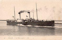 8793. CALAIS. LA MALLE ANGLAISE - Dampfer