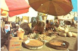 Afrique - Djibouti - étalages Typiques - Gibuti