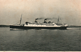 8794. ESPAGNE. CPA 1929 EXPOSICION GENERAL ESPANOLA. LLOYD SABAUDO. - Dampfer