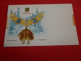 WESTVLAANDEREN  -  Het Gulden Vlies  -  La Toison D' Or  - - Ohne Zuordnung