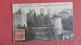 Luxembourg  Tours Sur Le Rham---- Has Stamp & Cancel   =ref 2406 - Andere