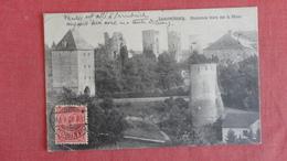 Luxembourg  Tours Sur Le Rham---- Has Stamp & Cancel   =ref 2406 - Postkaarten