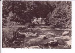 CPA 195? - LA CREUSE PITTORESQUE : La Gosne Près Saint-Hilaire Le Château - France
