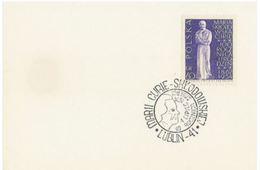 Pologne  Nobel Marie Sklodowska Curie Lublin 1974