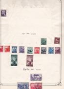 Italie - Collection Vendue Page Par Page - Timbres Neufs * (avec Charnière) / Oblitérés - Qualité B/TB - Gebraucht