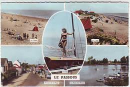 50. COUTAINVILLE . LE PASSOUS . MULTIVUES . PIN-UP . - France