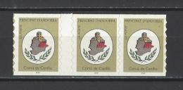 "ANDORRE. YT 478 Neuf ** ""Comù De Canillo"" 1996 - Unused Stamps"