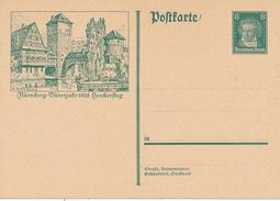DR - 1927 , Beethoven - BPK  Nürnberg Henkersteg - Duitsland
