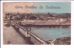CP Gros Poutou De TOULOUSO - Vendu En L'Etat - Toulouse