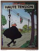 DEDICACE DE JOHAN DE MOOR Sur L´album Haute Tension - Books, Magazines, Comics