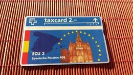 Phonecard Private Zwitserland ECU 401 L (Mint,Neuve) Rare - Zwitserland