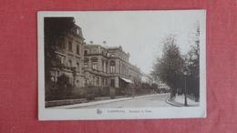 Luxembourg >  Blvd. Du Viaduc  Has Stamp & Cancel   =ref 2406 - Postcards