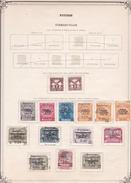 Fiume - Collection Vendue Page Par Page - Timbres Neufs * (avec Charnière) / Oblitérés - Qualité B/TB - Italie