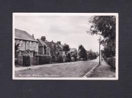 CPSM PF UK Wollaston - Meriden Avenue ( The R.A. Postcards LTD) - Northamptonshire