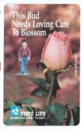 PAKISTAN 3 - 100Rs State Life Bud 1994 Flower MINT URMET NEUVE Fleur Blosson - Pakistan