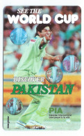 PAKISTAN 7 - 100Rs See The World Cup 1995 MINT URMET NEUVE - Pakistan