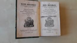 De Nieuwe Briefschrijver - Le Nouveau Correspondant, 592 Pp., Mechelen, 3de Uitgave, 1868 - Boeken, Tijdschriften, Stripverhalen