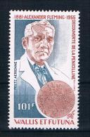 Wallis Und Futuna 1980 Nobelpreis Mi.Nr. 383 ** - Ungebraucht