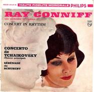 COLLECTION DISQUE 45 T - RAY CONNIFF Son Orchestre Et Choeurs - CONCERTO DE TCHAIKOVSKY - SERENADE DE SCHUBERT (PHILIPS) - Classical