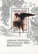 Russie (URSS)  Hirondelle Rustique   Barn Swallow