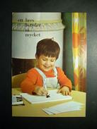 7529 POSTCARD POSTAL NIÑO CHILDREN ENFANT ETT BREV BETYDER SA MYCKET AÑOS 70 - TENGO MAS POSTALES - Escenas & Paisajes
