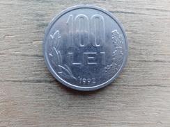 Roumanie  100  Lei  1992  Km 111 - Roumanie