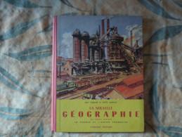 Géographie CM Tarraire Mariage 1954  (X) - Livres, BD, Revues