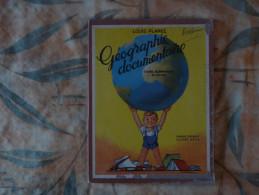 Géographie CE CM Planel 1951  (X) - Livres, BD, Revues