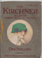 "TRES RARE ALBUM KIRCHNER """" 12 ILLUSTRATIONS EN COULEURS """" Vers 1896 """""