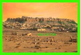 RAJASTHAN, INDE -  JAISALMER FORT & CITY  - - Inde