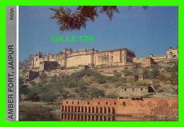JAIPUR, INDE -  TGENERAL VIEW OF AMBER FORT -  DELTA PUB. - - Inde