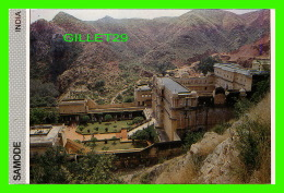 ISAMODE, INDE - SAMODE PALACE IS SITUATED BETWEEN THE HILLS -  DELTA PUB. - - Inde
