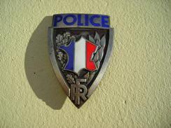 Insigne POLICE - Police & Gendarmerie