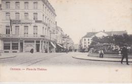 Oostende - Ostende - Ostend Theaterplaats (Marie-Joséplein) - Oostende